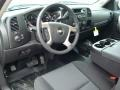 2011 Black Chevrolet Silverado 1500 LT Regular Cab 4x4  photo #4