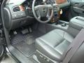 2011 Black Chevrolet Silverado 1500 LTZ Extended Cab 4x4  photo #4