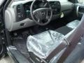 2011 Black Chevrolet Silverado 1500 LS Extended Cab 4x4  photo #4