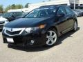 Crystal Black Pearl 2009 Acura TSX Gallery