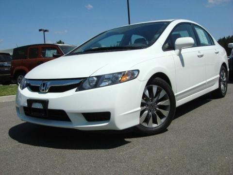 2010 Honda Civic EX L Sedan Data, Info And Specs