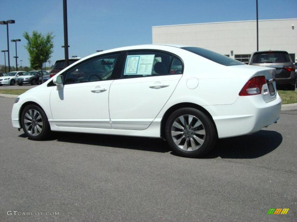 taffeta white 2010 honda civic ex l sedan exterior photo. Black Bedroom Furniture Sets. Home Design Ideas
