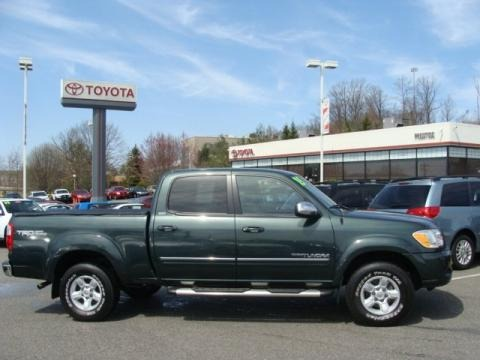 2005 Toyota Tundra SR5 TRD Double Cab 4x4 Data, Info and Specs