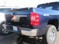 2011 Imperial Blue Metallic Chevrolet Silverado 1500 LS Regular Cab 4x4  photo #6