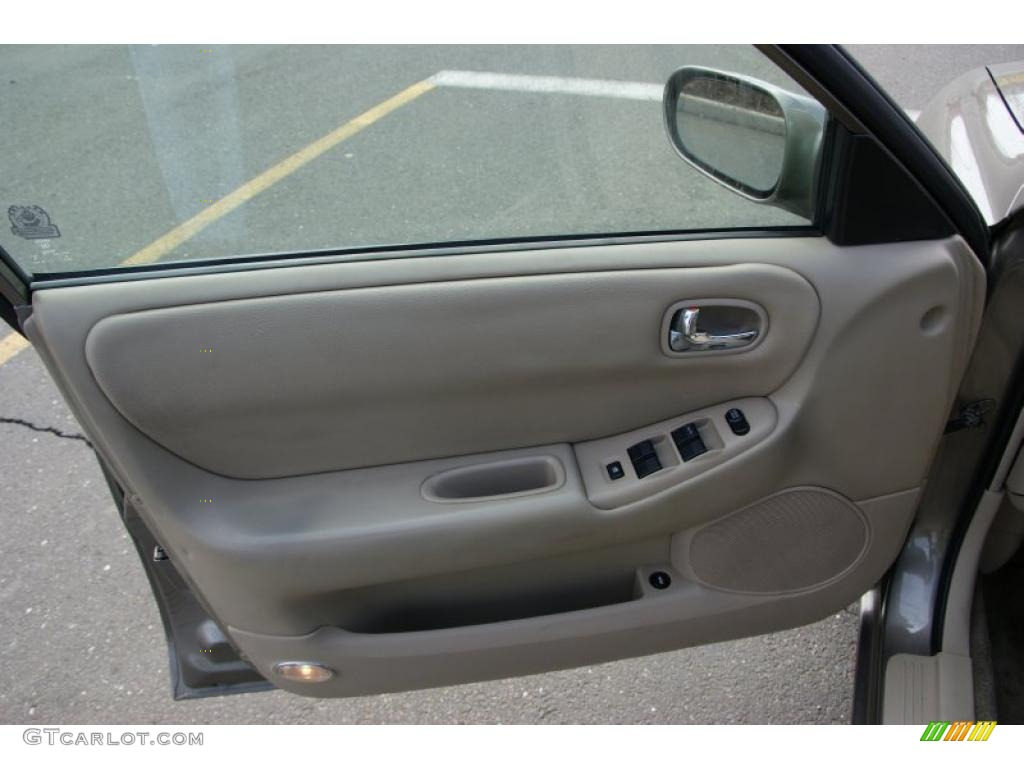 2002 Mazda 626 Es V6 Beige Door Panel Photo 48147779