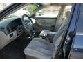 Pewter 2002 Oldsmobile Intrigue Interiors