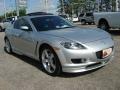 Sunlight Silver Metallic 2007 Mazda RX-8 Gallery