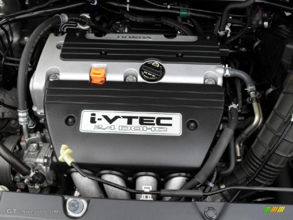 2007 Honda Element Sc 2 4l Dohc 16v I Vtec 4 Cylinder