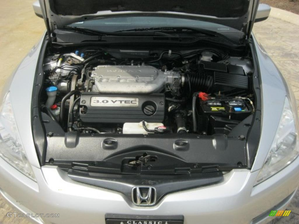 2005 honda accord ex v6 coupe 3 0 liter sohc 24 valve vtec v6 engine photo 48162917. Black Bedroom Furniture Sets. Home Design Ideas