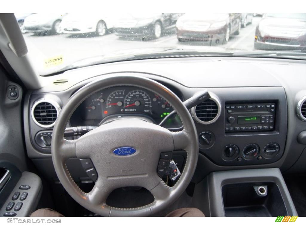 Ford Expedition Xlt Interior Image