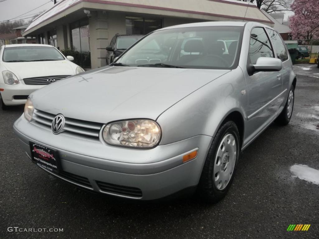 Volkswagen Golf 2004 2 Door Volkswagen Golf gl 2 Door