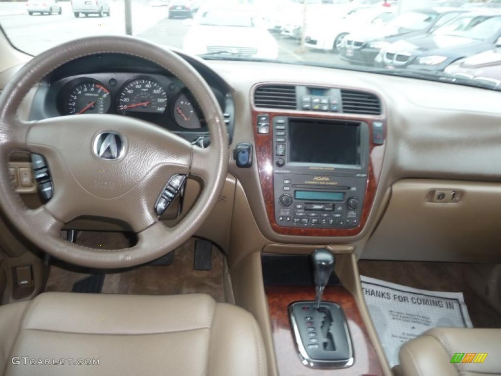 Acura MDX Standard MDX Model Saddle Dashboard Photo - Acura 2003 mdx