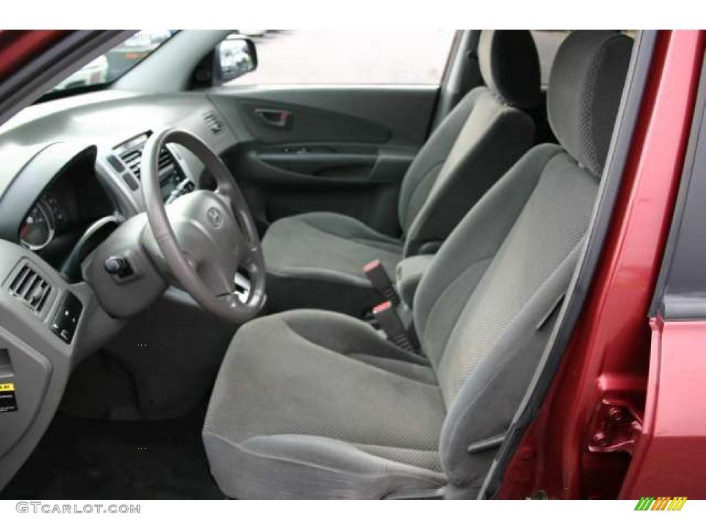2007 Hyundai Tucson Se Interior Photo 48178754