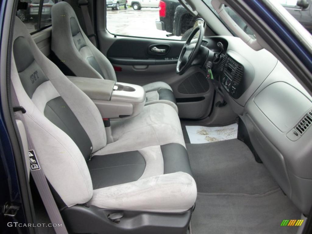2003 Ford F150 Svt Lightning Interior Photo 48178970