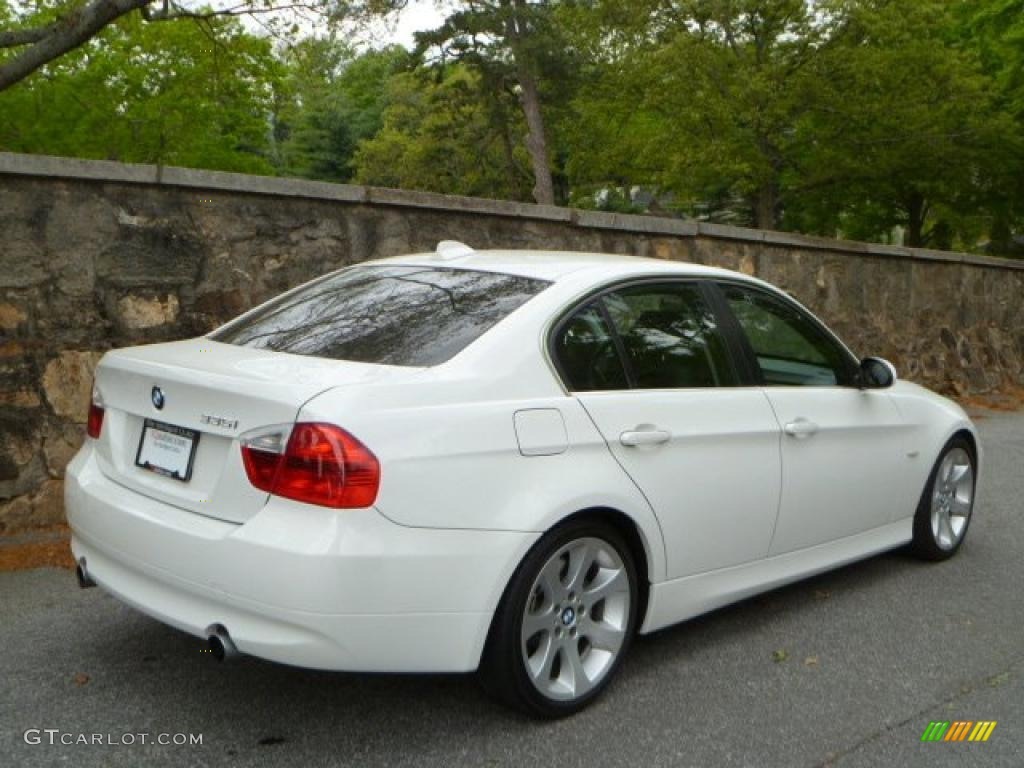 alpine white 2007 bmw 3 series 335i sedan exterior photo 48180740. Black Bedroom Furniture Sets. Home Design Ideas