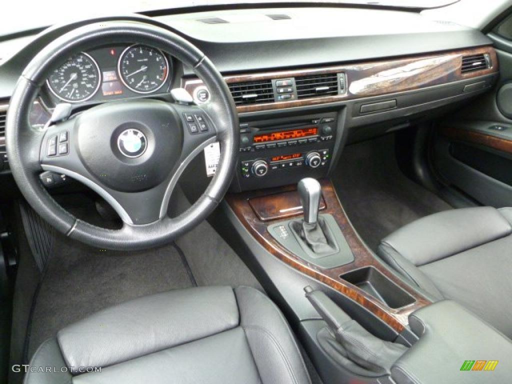 black interior 2007 bmw 3 series 335i sedan photo 48181604 07 BMW 335I Turbo Replacement black interior 2007 bmw 3 series 335i sedan photo 48181604