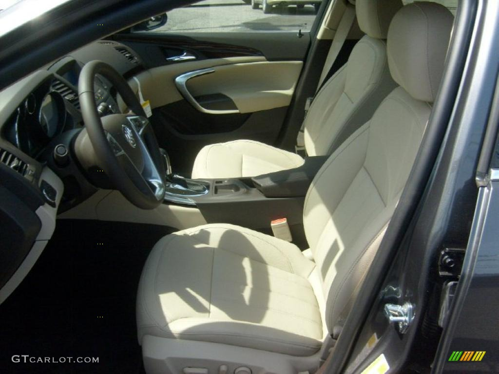 cashmere interior 2011 buick regal cxl photo 48182963. Black Bedroom Furniture Sets. Home Design Ideas