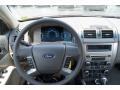 2011 Bordeaux Reserve Metallic Ford Fusion SE V6  photo #24