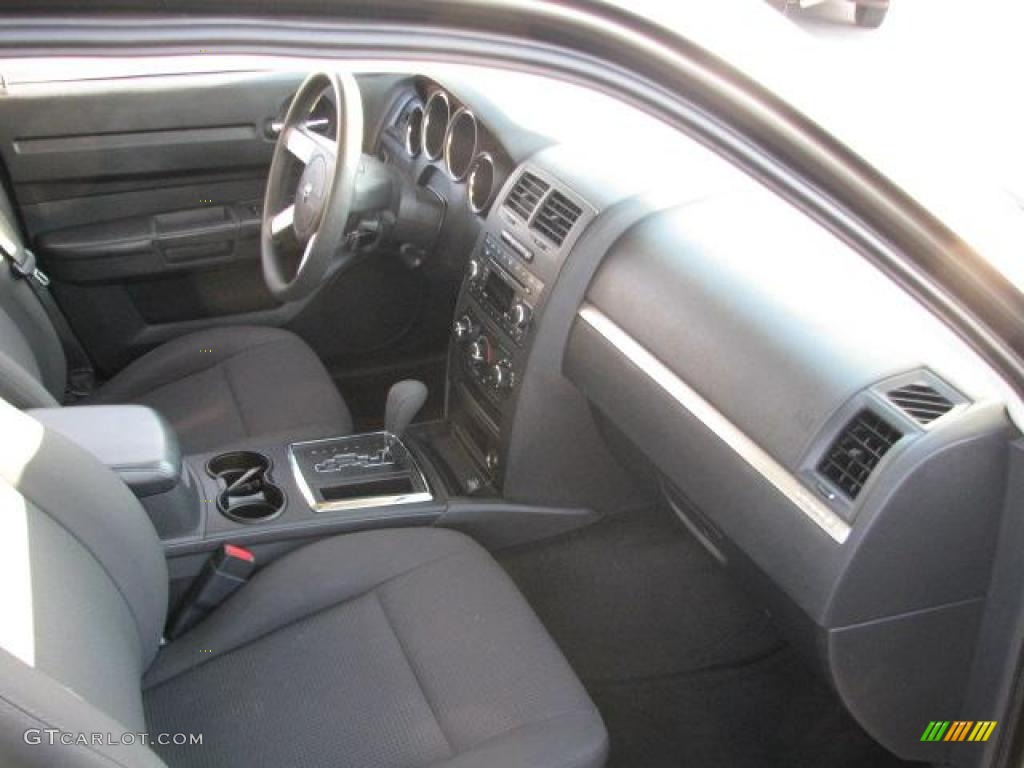 2008 Dodge Charger Police Package Interior Photo 48187639