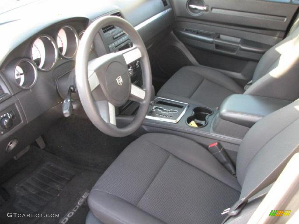 Dark Slate Gray Interior 2008 Dodge Charger Police Package Photo #48187726 Gallery