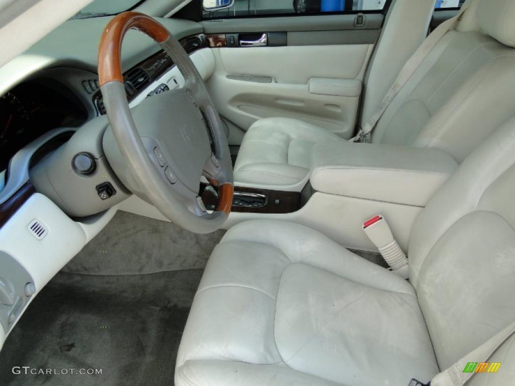Shale Interior 2001 Cadillac Seville Sls Photo 48196408