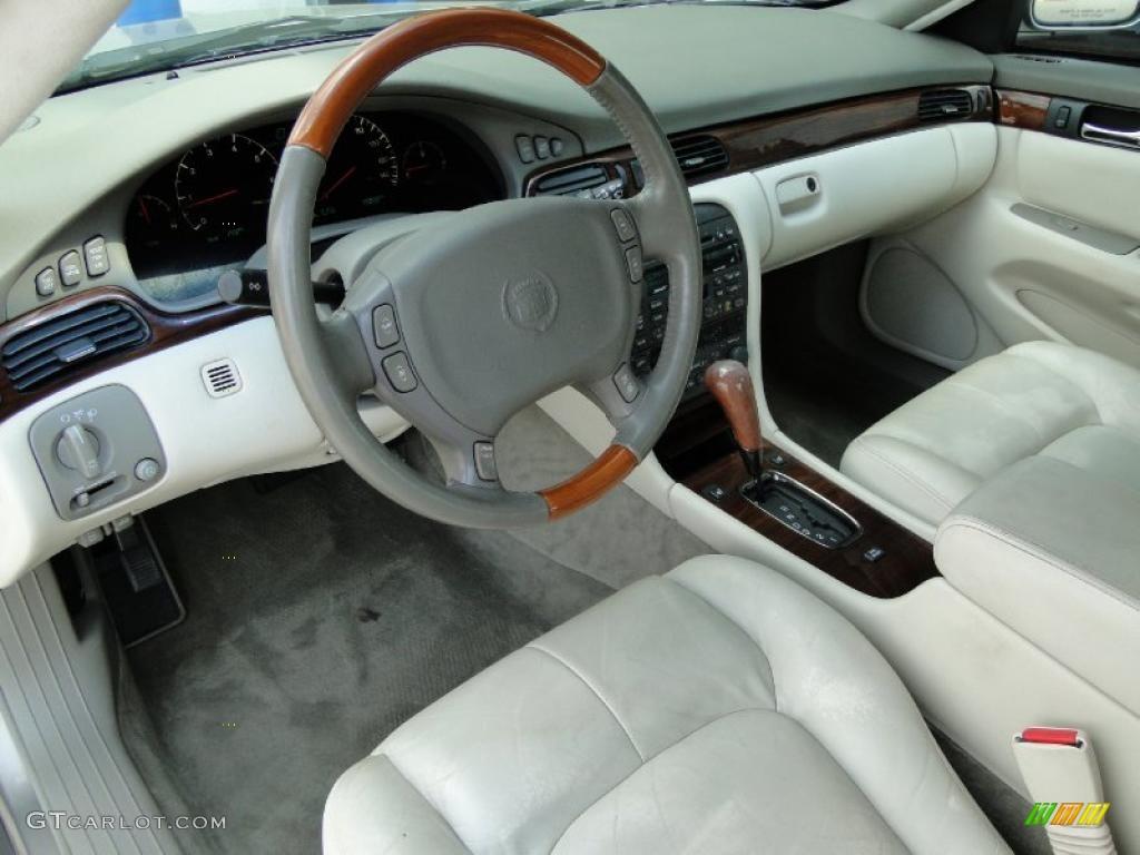 Shale Interior 2001 Cadillac Seville Sls Photo 48196426