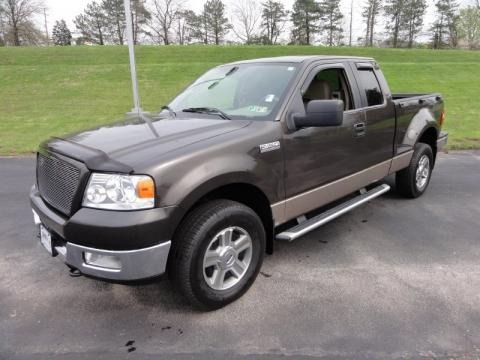 2005 Ford F150 XLT SuperCab 4x4 Data, Info and Specs