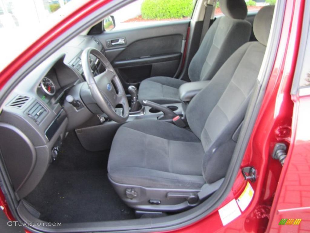 2006 Ford Fusion Sel Interior Photo 48206641