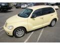 2007 Pastel Yellow Chrysler PT Cruiser Touring  photo #1