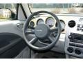 Pastel Slate Gray Steering Wheel Photo for 2007 Chrysler PT Cruiser #48213088