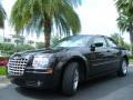 2005 Brilliant Black Crystal Pearl Chrysler 300 Touring  photo #2