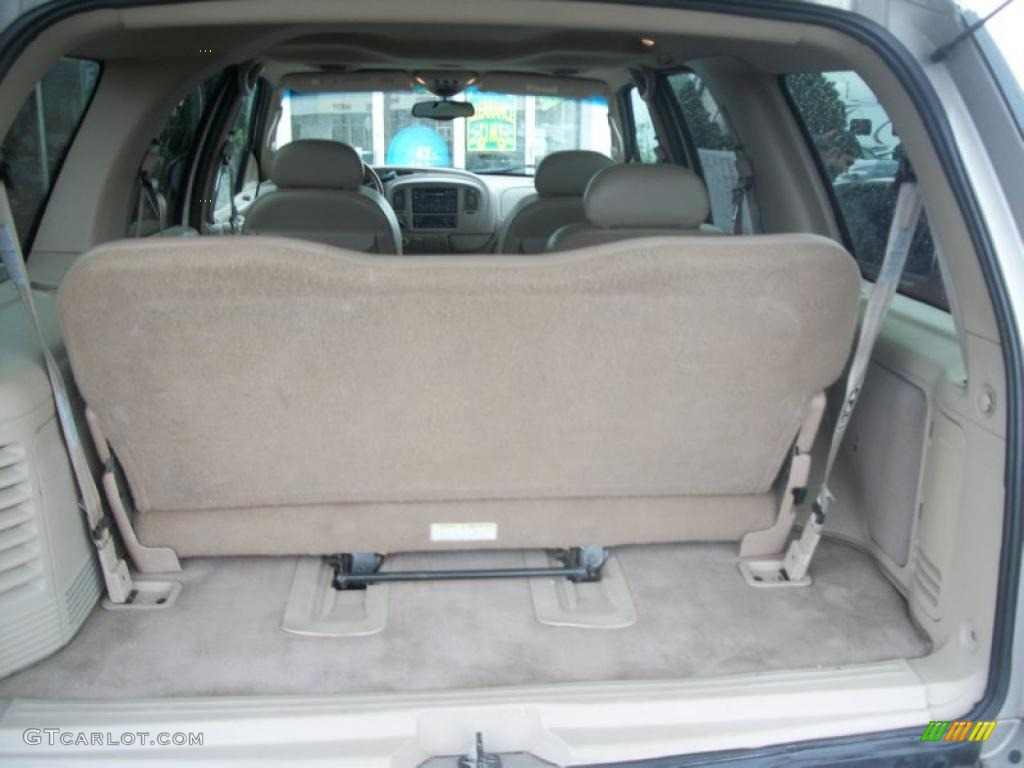 2000 Lincoln Navigator 4x4 Trunk Photo 48216583