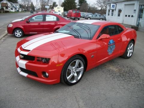 2010 chevrolet camaro ss coupe indianapolis 500 pace car special. Black Bedroom Furniture Sets. Home Design Ideas