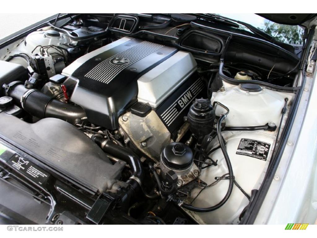 2000 bmw 7 series engine 4.4 l v8