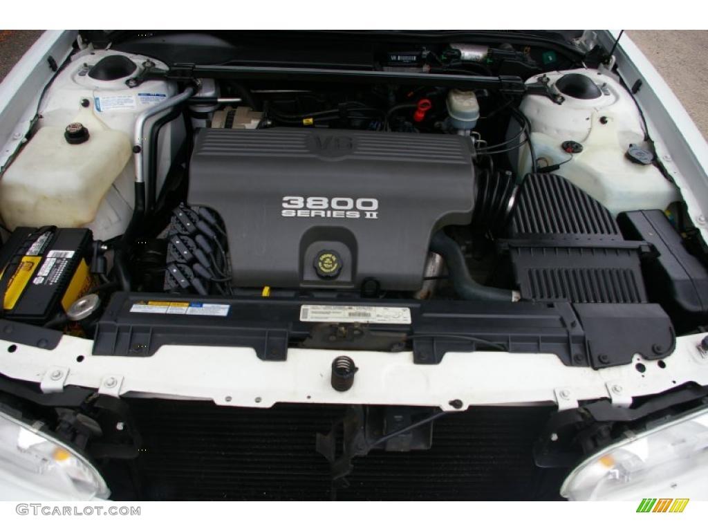 1999 Pontiac Bonneville Sle 3 8 Liter Ohv 12