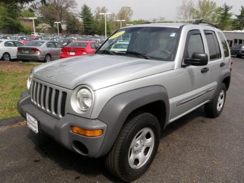 2002 Jeep Liberty Sport Data Info and Specs  GTCarLotcom