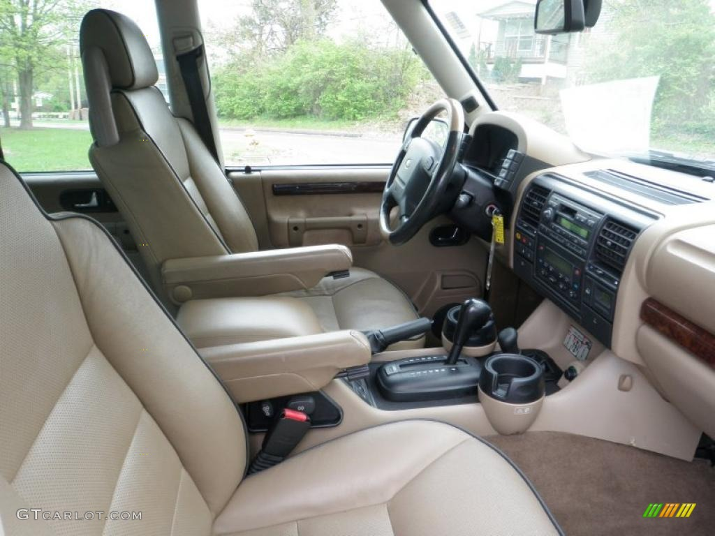 2002 Land Rover Discovery Ii Se7 Interior Photo 48229868