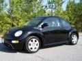 Black 2002 Volkswagen New Beetle Gallery