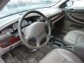 Sandstone Prime Interior Photo for 2002 Chrysler Sebring #48235113