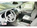 2011 Silver Sky Metallic Toyota Sienna XLE AWD  photo #4