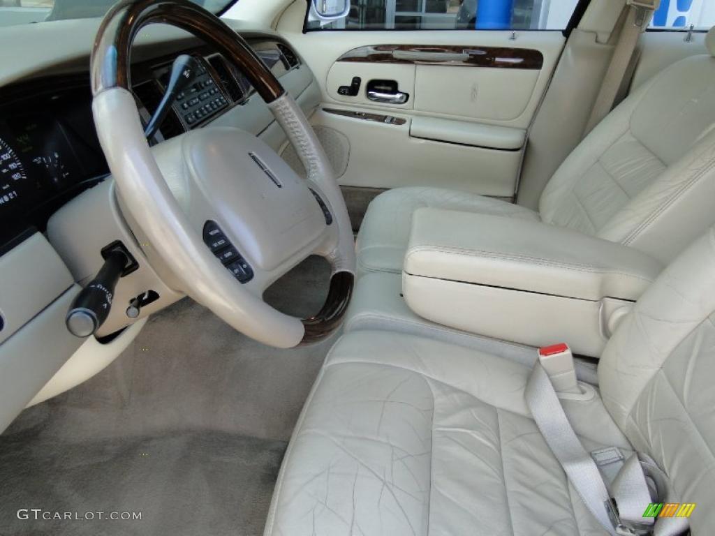 2001 lincoln town car signature interior photo 48247896