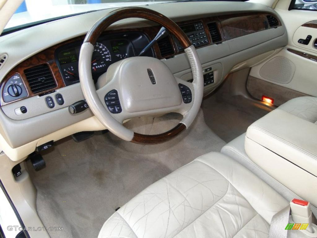 2001 lincoln town car signature interior photo 48247911. Black Bedroom Furniture Sets. Home Design Ideas