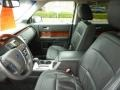 Charcoal Black Interior Photo for 2010 Ford Flex #48256374