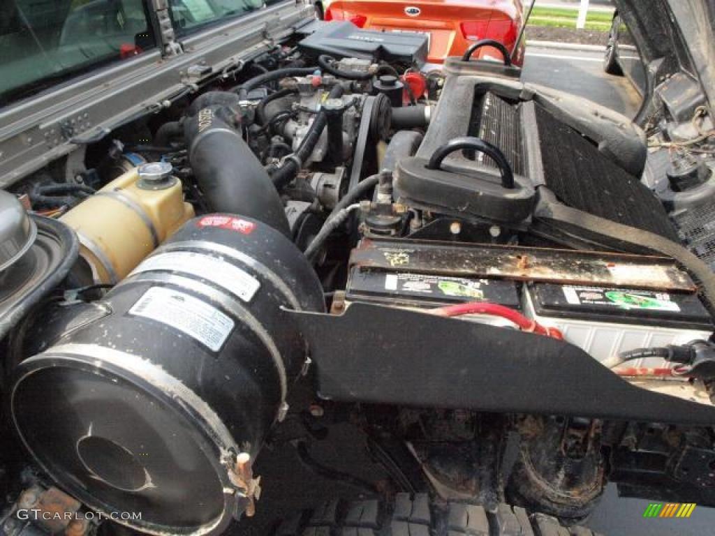 6.5 Non Turbo Diesel Mount Turbo And Non-turbo:6.5