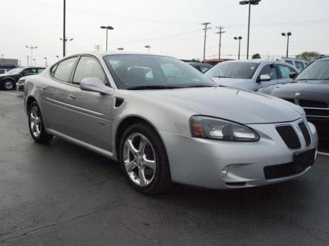2006 Pontiac Grand Prix GXP Sedan Data, Info and Specs