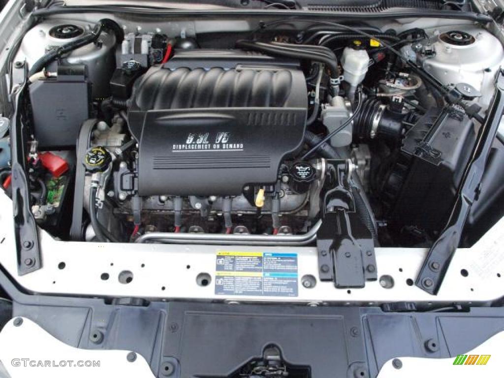 2006 Pontiac Grand Prix GXP Sedan 5.3 Liter OHV 16-Valve LS4 V8 Engine Photo #48256743
