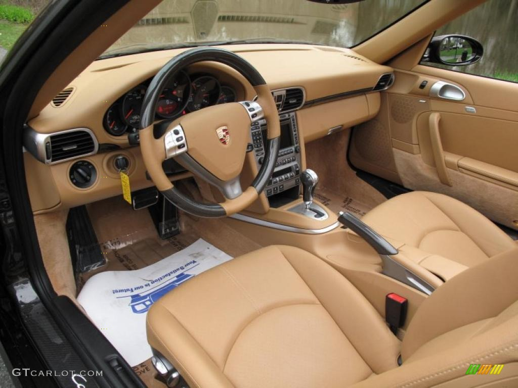 2008 Porsche 911 Carrera 4s Cabriolet Interior Photo 48259590