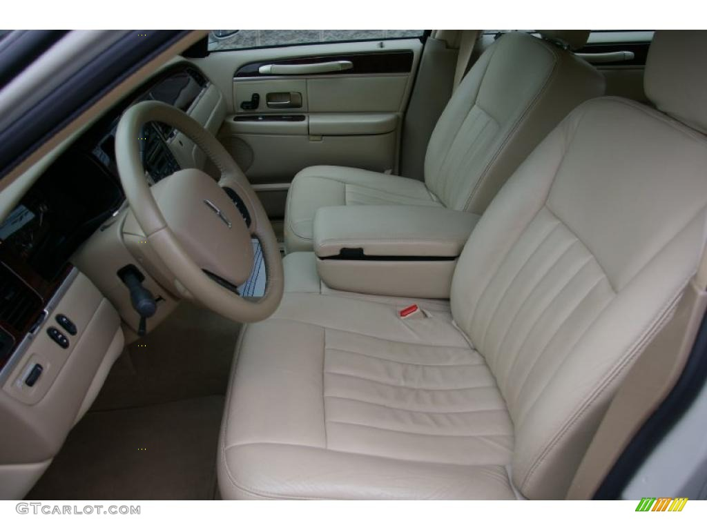 dove interior 2007 lincoln town car signature photo 48270685. Black Bedroom Furniture Sets. Home Design Ideas