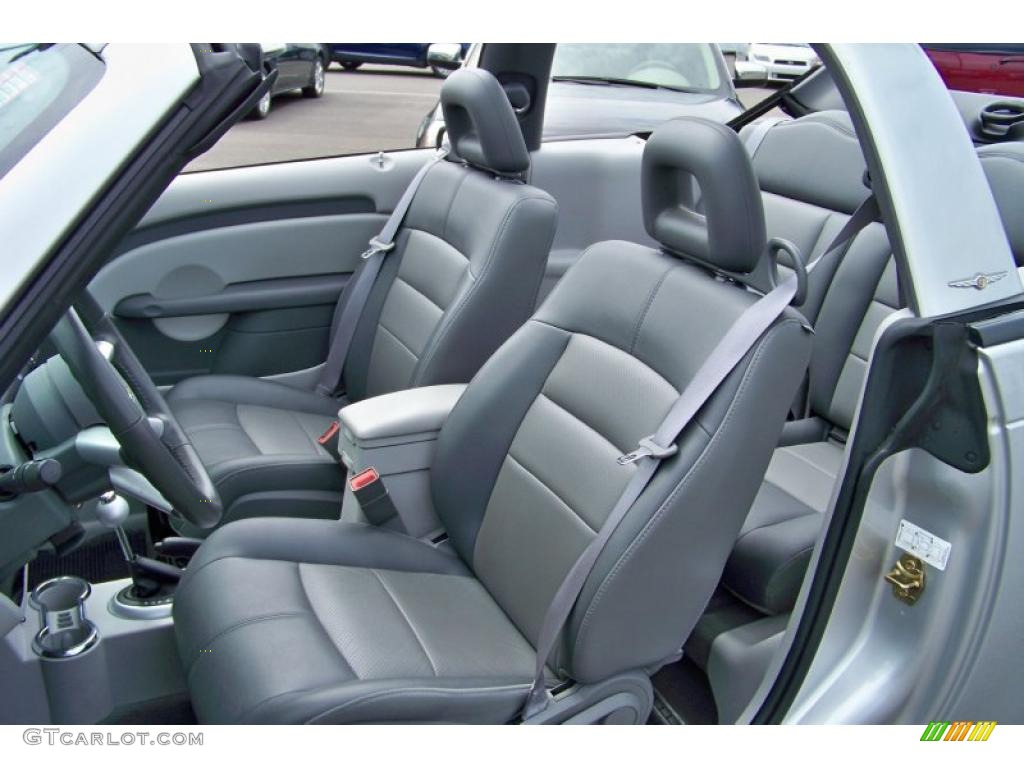 2006 chrysler pt cruiser gt convertible interior photo. Black Bedroom Furniture Sets. Home Design Ideas