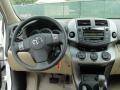 Sand Beige Dashboard Photo for 2011 Toyota RAV4 #48275359